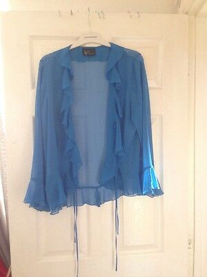 Ladies Blouse By John Charles Size 16