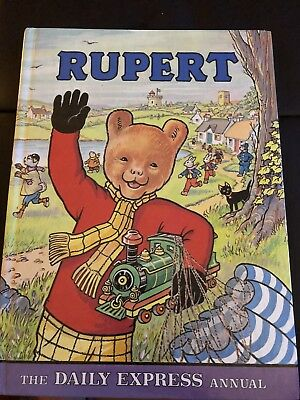 Rupert Annual 1976 In Good Condition