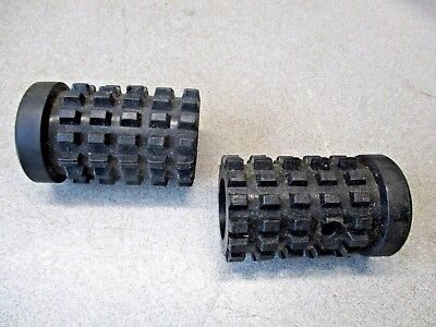 Kawasaki F5 F6 F7 F8 F81M F9 1970 1971 1972 1973 1974 1975 Foot Peg Rubber Set