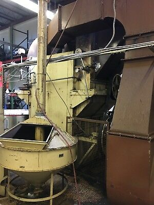 commercial coffee roaster used , grinder. Packing machines, weighers