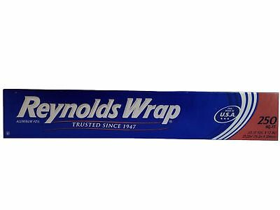 REYNOLDS WRAP Aluminum Foil Paper 250 sq ft (83.33 yds x 12 in)