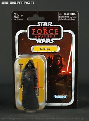 VC117 KYLO REN Star Wars Vintage Collection The Force Awakens 2018 New Hasbro