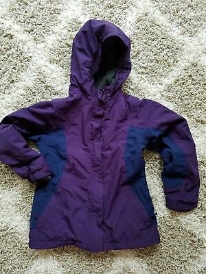 4054f32eb LANDS' END GIRLS Squall Jacket Raspberry Size M 10-12 New - $39.99 ...