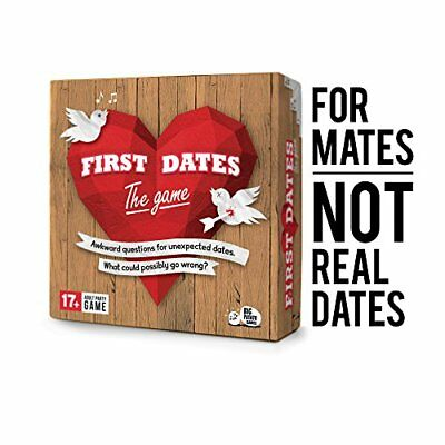 Big Potato The Official First Dates Game A Super-Awkward Party Game for Adults