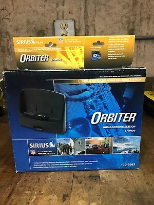 SIRIUS SH4000 Orbiter Home Docking Station