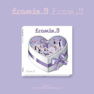 FROMIS_9 - FROM.9 (Special Single Album), CD+Folding Poster+Photobook+Photocard