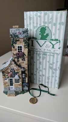 Ivy and Innocence Figurines - The Towering Cottage Limited Edition (1 figurine)