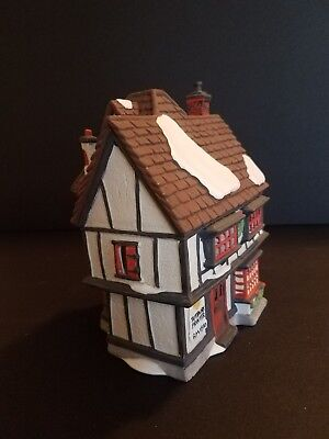 Tutbury Printer Christmas collectible from Department 56, Dickens' Village