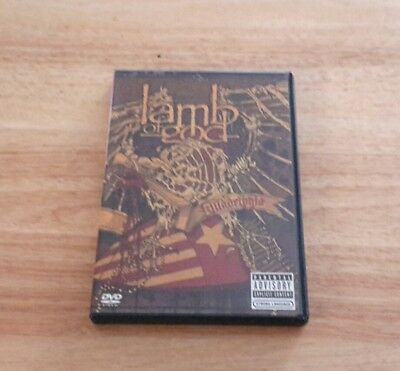 Lamb of God Killadeplhia Dvd