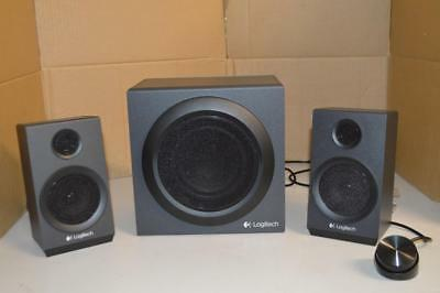 Logitech Z333 Multimedia Speaker System with Subwoofer