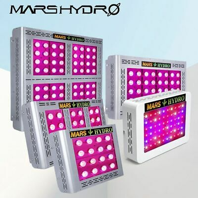 Mars 300W 400W 600W 800W 1600W LED Grow Light Hydro Epistar Cree Indoor Plant