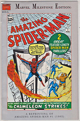 Amazing Spider-Man#1 Vf/nm 1995 Marvel Milestone Edition