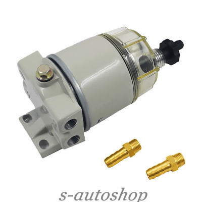 For R12T Boat Marine Spin-on Fuel Filter / Water Separator 120AT