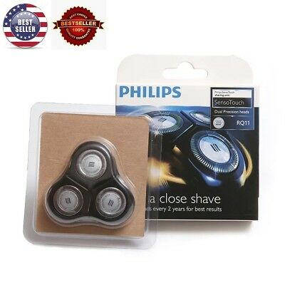 New Shaver Head for Philips Norelco RQ11 Sensotouch 2D 1150X 1160X 1170X 1180X