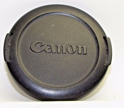 Canon E-58mm Lens front Cap for 28-80mm EF III IV Genuine EOM