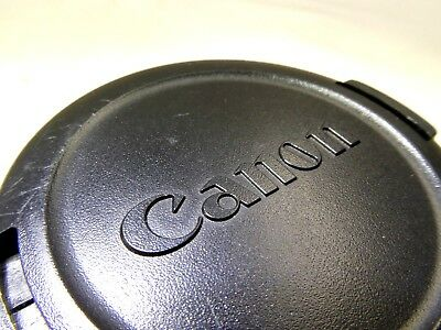 Canon E-52 Front Lens Cap 52mm for 50mm f1.8 EF II EOM Worldwide