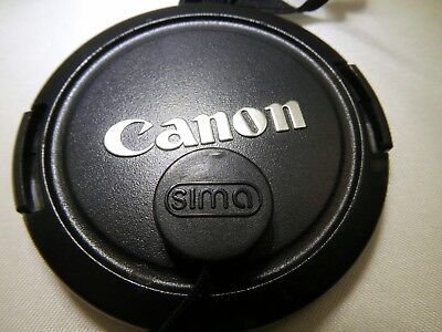 Canon E-58mm Front Lens Cap for 28-80mm EF EOM Worldwide