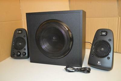 Logitech Z623 Stereo Speakers and Subwoofer