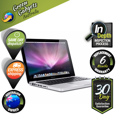 "Macbook Pro 13"" Mid 2012 Core i5 2.5GHz/i7 2.9GHz SSD/HDD 4/8GB RAM"