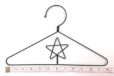 "3X  Wire Quilt Hanger  12"" x 7-1/8"" High  ""Moroccan Star in Centre"" Theme"