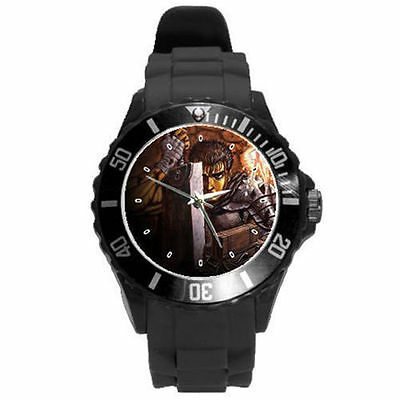 Berserk childrens kids unisex Mens Womens boys girls Durable Color Wrist Watch