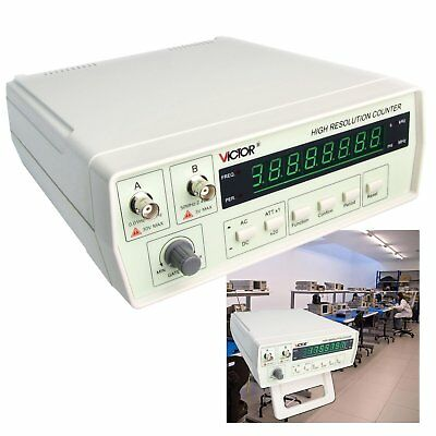 VC3165 Precision Radio Frequency Counter RF Meter ( 0.01Hz - 2.4GHz )