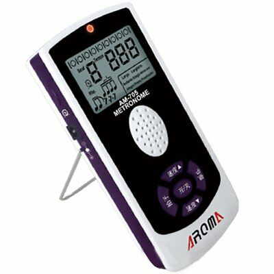 Rechargeable AM705 Digital Electronic Metronome for Violin-A
