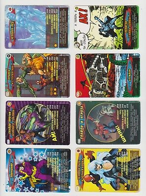 96 SpiderMan Trading Cards Marvel 2008, collection