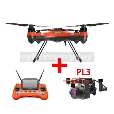 Swellpro Splash Drone 3+ Waterproof UAV FPV with PL3 Payload Release & 4K Camera
