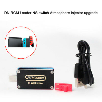 RCM Loader für Switch Dongle NS SX OS RCM Kürzere Injector JIG Kits Connect Tool