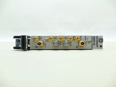 Keysight Used M9371A PXIe Network Analyzer 300 KHz - 6.5 GHz - 010,551 (Agilent)