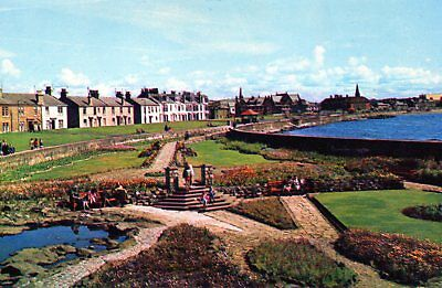 Troon: The Sunk Gardens, Esplanade.    (C724)