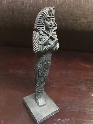 Rare Large Ancient Egyptian Faience Ramses II  (1279 - 1213 Bce )