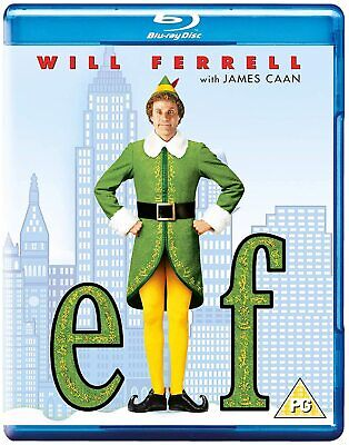 Elf (Blu-ray)  Leon Redbone, Will Ferrell, James Caan, Ray Harryhausen