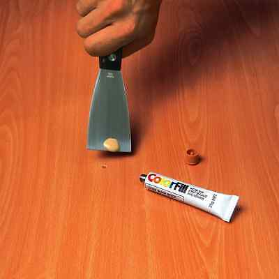 ColorFill LAMINATE REPAIR KIT OAK/BEECH/WALNUT Floors & Worktops by UNIKA