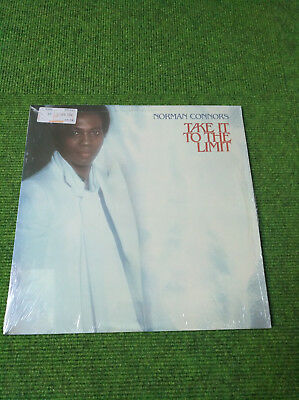 "LP - Norman Connors - ""Take it to the Limit"" - USA - 1980"