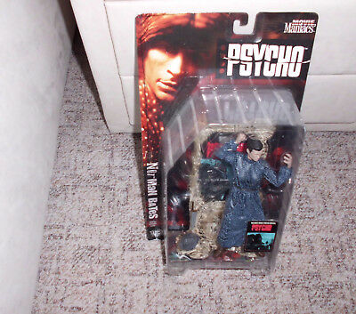 Movie Maniacs PSYCHO NORMAN BATES Figur McFarlane Toys TOP in OVP !