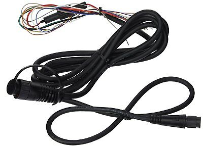 Power/Data/Xdcr Cable, 19-Pin, GPS MAP 4X0, 5X0, 5X5
