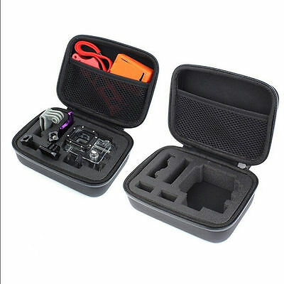Shockproof Waterproof Storage Hard Carry Case Bag Box For GoPro Hero 2 3 3+ 4 Sz