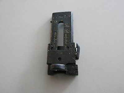 WW2 British Enfield No.4 Mk.1 .303 cal. Rifle Rear Sight Mint!!