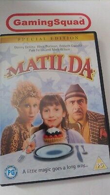 Matilda Special Edition DVD, Supplied by Gaming Squad Ltd