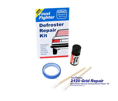 Rear Window Defroster / Defogger Grid Repair Kit - 2120 By Frost Fighter