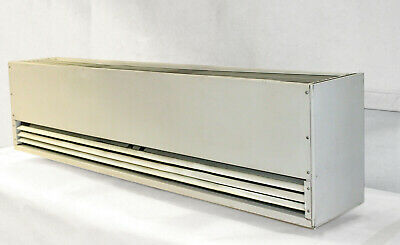 Heater Over Door Air Curtain ThermoScreen T1500E 12KW 3 Phase Comercial Powerful