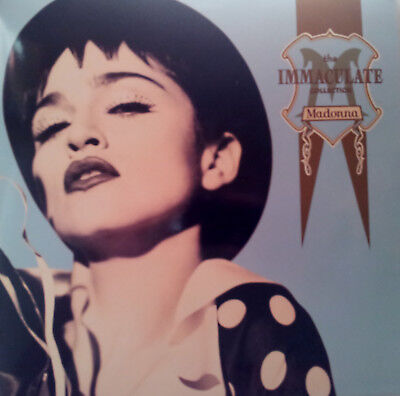 Musik Laserdisc   ♫ MADONNA - THE IMMACULATE COLLECTION ♫  Pal