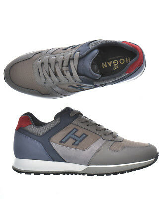 Scarpe Sneaker Hogan Shoes Sneaker % MADE IN ITALY Uomo Bei HXM3210Y860 -JBV374Q 876e3f18514
