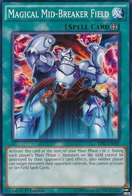 Magical Mid-Breaker Field (TDIL-EN067) - Common - Near Mint - 1st Edition