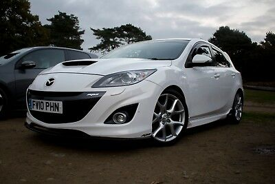 Mazda 3 MPS - White - Excellent Condition - Very Fast