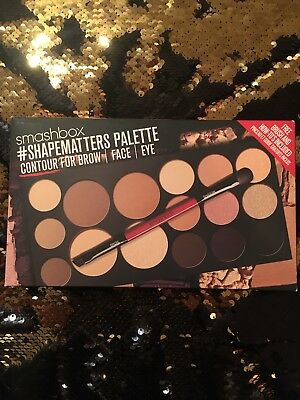 Smashbox #SHAPEMATTERS Palette, Contour for Brow/Face/Eye