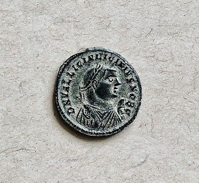 Licinius emperor (308-324). Bronze Follis. Excellent coin!