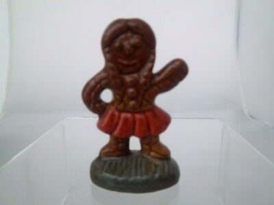 Wade Gingerbread Girl Whimsie - Red Skirt - Summer Wadefest 2005 - Excellent
